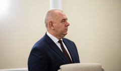Inauguracyjne posiedzenie Rady Ministrów
