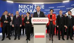 Andrzej Duda otwiera Sztab Wyborczy