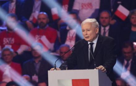 """Kaczyński zagalopował: Duda miał """"jeden z najlepszych wyników w wyborach 2014"""". Naprawdę był 24."""