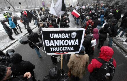 Frank i banki z kart. Buta i pazerność banków doprowadzi do eksplozji spraw frankowych w najbliższych latach