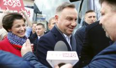 Andrzej Duda, z lewej Jolanta Turczynowicz-Kieryłło