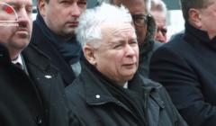 Jarosław Kaczyński, 118 miesięcznica