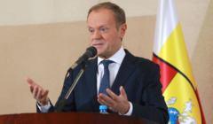 Donald Tusk, Białystok, 24.02.2020