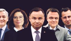 Czy bojkot wyborów jest możliwy?Robert Biedroń, Małgorzata Kidawa-Błońska, Andrzej Duda, Szymon Hołownia, Władysław Kosiniak-Kamysz, kandydaci na prezydenta RP