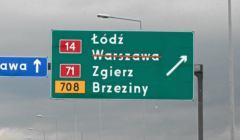 Czy przepustki do Warszawy to zapowiedź kwarantanny? Warszawa-kierunkowskaz