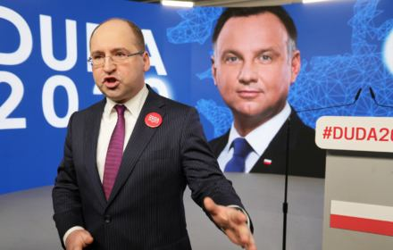 Zdjęcie - Adam Bielan: wybory uzupełniające zakończyły się sukcesem