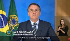Zdjęcie: Koronawirus - Brazylia się boi, a Bolsonaro nic sobie z tego nie robi