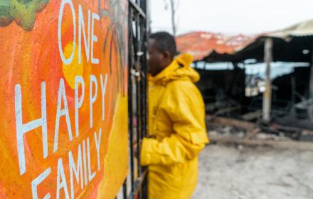 Reportaż o uchodźcach na Lesbos. Europa wciąż odwraca wzrok