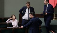 Pakiet antykryzysowy - Sejm debatuje nad przyjęciem ustawy