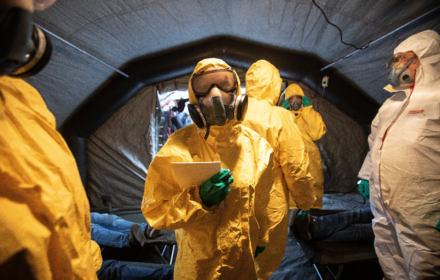 Koronawirus Szwajcaria - coraz więcej osób zakażonych