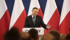 Wizyta prezydenta Andrzeja Dudy w wojewodztwie swietokrzyskim