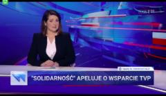 Wiadomości TVP proszą Andrzeja Dudę: podpisz ustawę. Rekompensata nam się należy