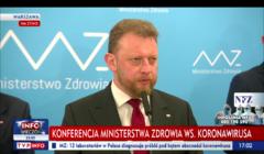 Cztery nowe przypadki koronawirusa w polsce ogłosił Łukasz Szumowski