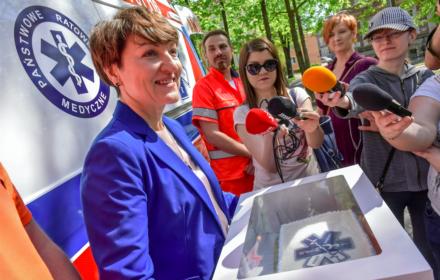 Województwo lubuskie przeznaczy 5 mln złotych na zakup testów na koronawirusa