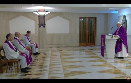 To będzie pierwszy w historii Wielki Tydzień w Watykanie bez udziału wiernych
