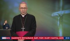 Arcybiskup Gądecki nie odwołuje mszy z powodu koronawirusa