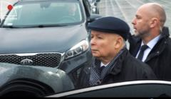 Jarosław Kaczyński ma kryptonim brylant? Usłyszeliśmy na obchodach smoleńskich