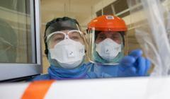 Koronawirus w Polsce. Samodzielny Publiczny Szpital Kliniczny Nr 4 w Lublnie