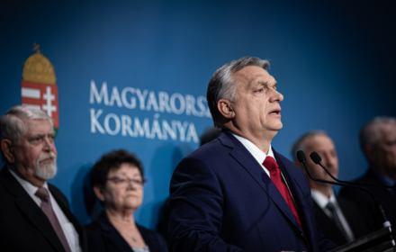 Victor Orban chce wykorzystać koronawirus, żeby Węgry pogrążyły się w dyktaturze