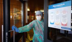 Zdjęcie - pielęgniarki domagają się wyższych pensji za pracę w czasie epidemii