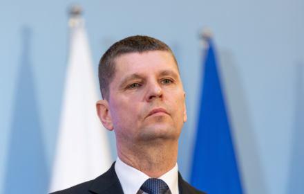 Minister edukacji Dariusz Piontkowski - nie daje deklaracji w sprawie zarobków nauczycieli