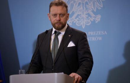 Minister Zdrowia Łukasz Szumowski o statystykach koronawirusa w Polsce