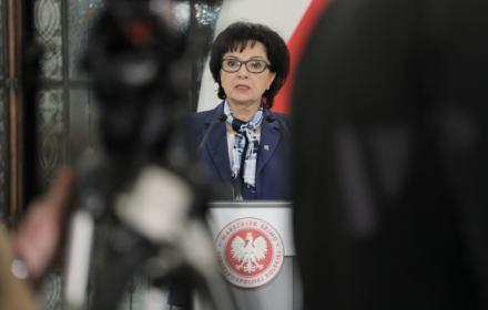 Marszałek Sejmu Elżbieta Witek zdecydowała, że Sejm przejdzie na tryb zdalny