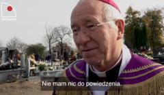 Biskup Andrzej Dziuba - kościół w czasie koronawirus musi ściągać część pensji katechetów