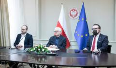 Kierownictwo MSZ, Marcin Przydacz, Jacek Czaputowicz, Paweł Jabłoński