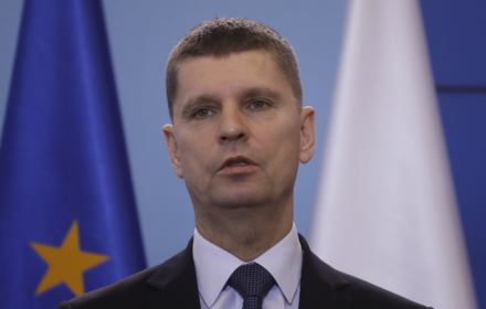 Minister Edukacji Dariusz Piontkowski - próbna matura to farsa