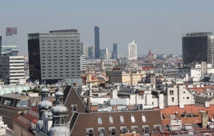 Wiedeń, Austria - sytuacja w trakcie epidemii koronawirusa