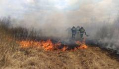 Biebrzański Park Narodowy płonie