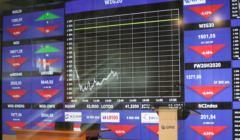 Zdjęcie przedstawiające spadki na giełdzie