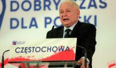 kaczyński Częstochowa