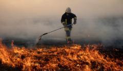 Biebrzański Park Narodowy pożar. Czy zapali się torf?