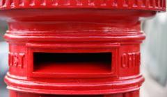 głosowanie korespondencyjne w Wlk. Brytanii