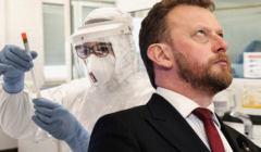 Minister Szumowski o testach