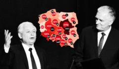 Raport o pandemii, 09.05.2020; Kaczyński, Gowin