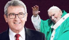 Wojciech Murdzek, nowy wiceminister nauki zaczyna urzędowanie od cytowania papieża