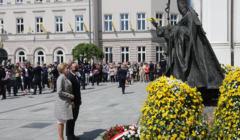 Prezydent Andrzej Duda w Wadowicach w 100. rocznice urodzin Jana Pawla II