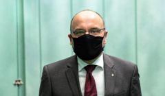 Kamil Zaradkiewicz, Blokował sędziów starego SN