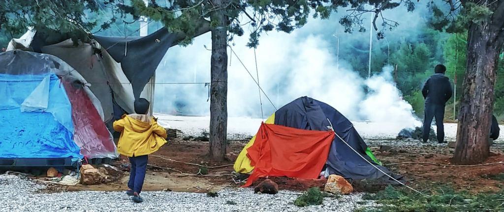 Ośrodek dla uchodźców Malaksa