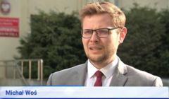 Michał Woś w TVP Info