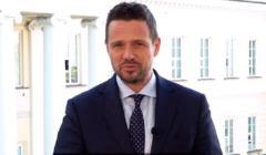 Rafał Trzaskowski, kandydat na prezydenta, dobra pozycja w sieci
