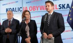 Trzaskowski na prezydenta
