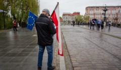 ! maja, rocznica wejścia Polski do UE, Konsensus Polaków wobec UE skończył sięKonsensus