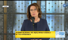 Małgorzata Kidawa-Błońska rezygnuje z kandydowania w wyborach prezydenckich, Sejm, 15 maja 2020