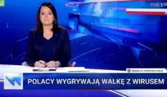 Wiadomoci TVP epidemia propagandy