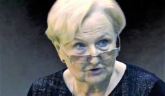 Ewa Łętowska przemawia