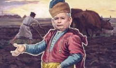Kaczyński hołota
